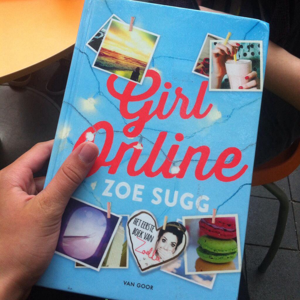 [4/15]  Девушка Online | Зои Сагг