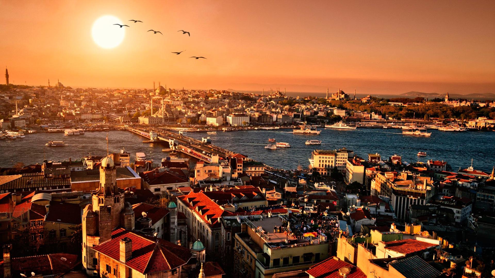 [1/2] Приключения моих 5 кг в Стамбуле