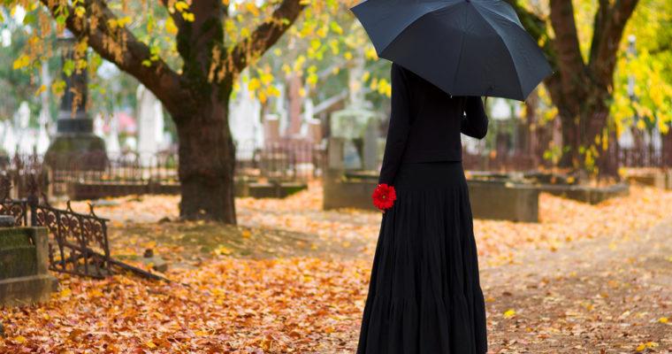 Старик, кладбище и я. Мое раскаяние