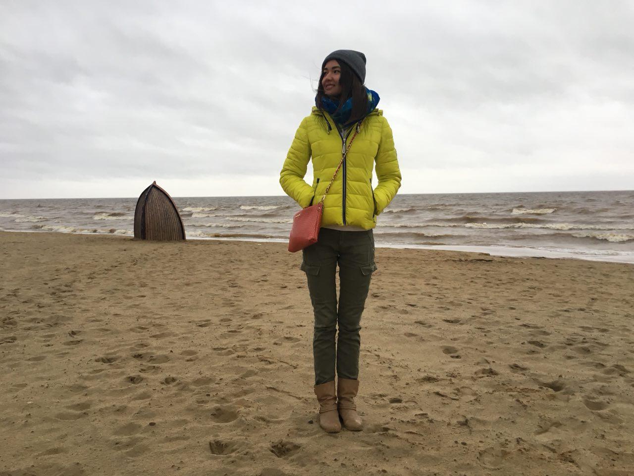 Пляж в Лаишево